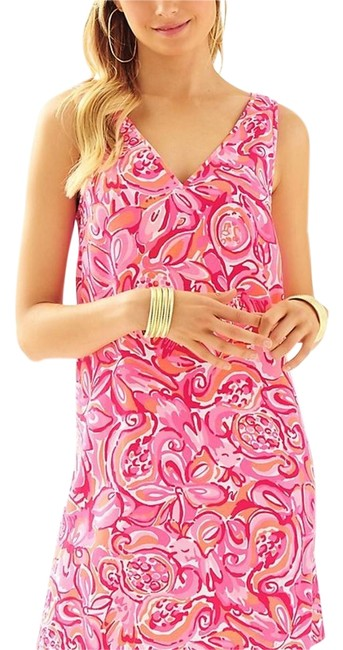 Preload https://img-static.tradesy.com/item/19348024/lilly-pulitzer-pink-pout-mango-salsa-22139-above-knee-short-casual-dress-size-2-xs-0-2-650-650.jpg