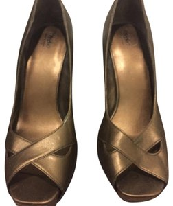 Mossimo Supply Co. Gold Platforms