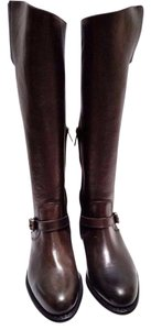 Frye Very Dark Brown Boots