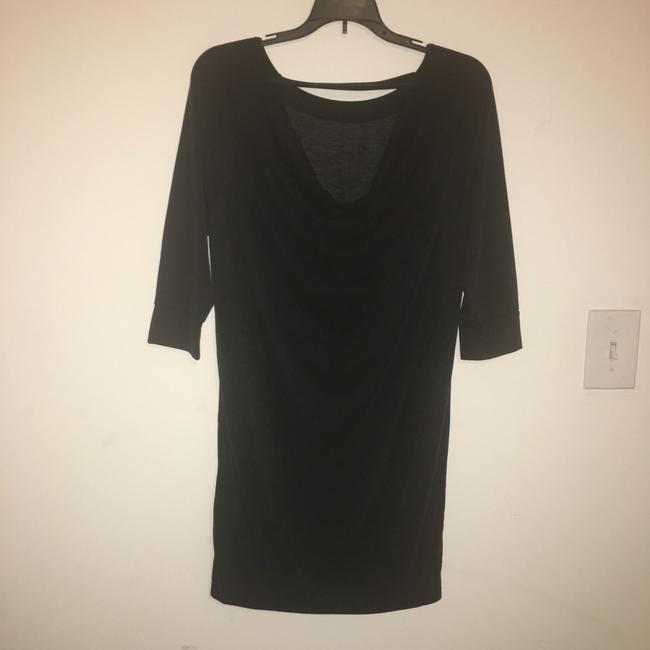 Lumiere short dress Black on Tradesy