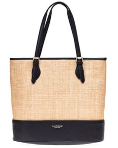 Isaac Mizrahi Tote in Black