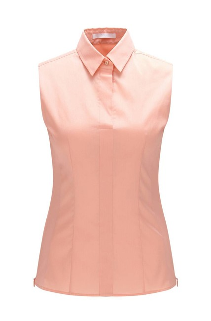 Preload https://img-static.tradesy.com/item/19348530/boss-by-hugo-boss-open-pink-50308681-bashiva1-blouse-button-down-top-size-4-s-0-3-650-650.jpg
