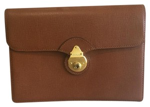 Burberry Brown Clutch