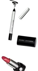 Marc Jacobs Le Marc Lip Creme & Highliner Gel Eye Crayon