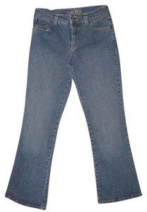 Code Bleu Boot Cut Jeans-Medium Wash