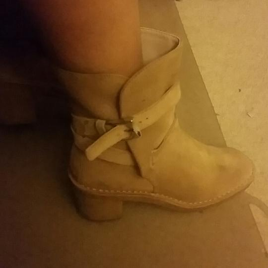 Marc by Marc Jacobs Tan Boots