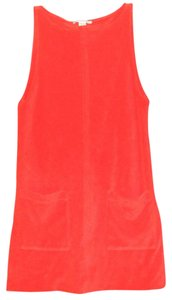 Diane von Furstenberg Sporty Vintage Terry Tennis Dress