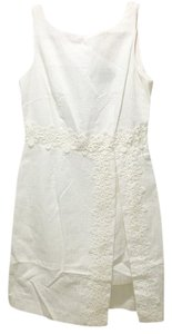 Just Taylor short dress White on Tradesy