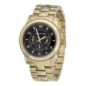 Michael Kors Michael Kors MK5795 Gold With Pyramid Studs Wrist Watch for Women