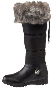 MICHAEL Michael Kors Faux Fur Insulated Boot Black Boots