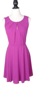 Express Sheath Chiffon Dress