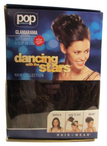 Dancing with the stars Glamarama clip in comb hair