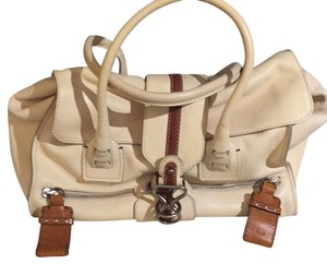 Chloé Satchel in Cream