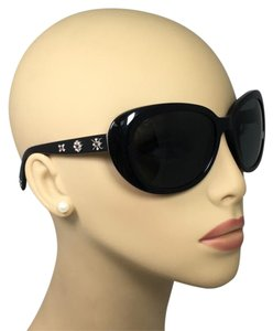 Chanel Black Chanel Sunglasses 5151-B c.501/3F 56
