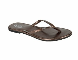 Rainbow Sandals Copper Sandals