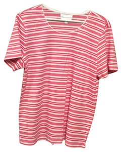 Rebecca Malone T Shirt Red & White