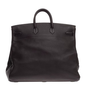 Herms Hermes Togo Satchel in Brown