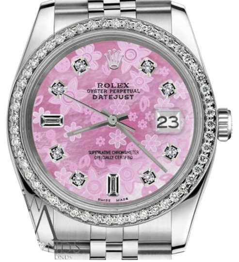Preload https://item1.tradesy.com/images/rolex-men-s-36mm-datejust-pink-flower-mother-of-pearl-dial-diamond-watch-19351120-0-1.jpg?width=440&height=440