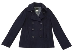 J.Crew Double Breasted Wool Pea Coat