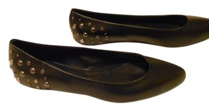 MCQ by Alexander McQueen Chic Design Made In Italy Black Flats