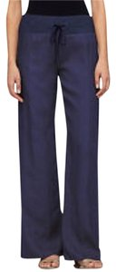 Eileen Fisher Wide Leg Pants Navy