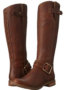 Timberland Knee Boot Tall Boot Tobacco brown Boots