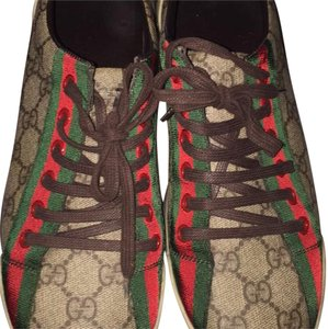 Gucci Green red brown Athletic