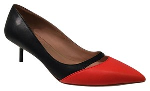 Kurt Geiger London Black, orange Pumps