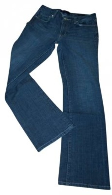 Preload https://item3.tradesy.com/images/7-for-all-mankind-blue-medium-wash-boot-cut-jeans-size-30-6-m-193517-0-0.jpg?width=400&height=650