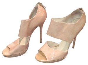 Jimmy Choo Nude patent leather Formal