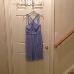 J.Crew Light Blue Dress
