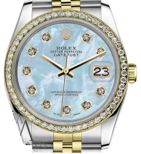 Preload https://img-static.tradesy.com/item/19352717/rolex-women-s-26mm-datejust-2-tone-baby-blue-mother-of-pearl-dial-diamond-watch-0-1-540-540.jpg