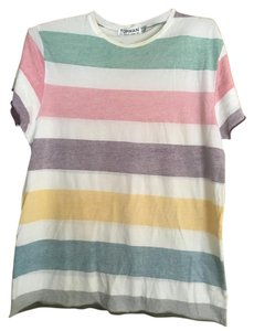 Topshop Shortsleeve T Shirt multi