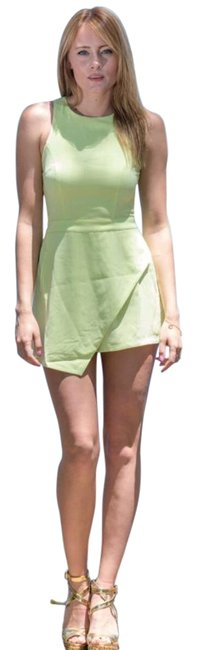 Preload https://item3.tradesy.com/images/empire-romper-in-lime-light-above-knee-short-casual-dress-size-0-xs-19352787-0-1.jpg?width=400&height=650