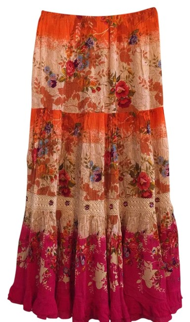 Preload https://img-static.tradesy.com/item/19352948/forbidden-multicolor-floral-gypsy-style-wrinkle-jeweled-maxi-skirt-size-6-s-28-0-1-650-650.jpg