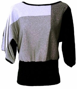 Cable & Gauge Shimmer Sweater