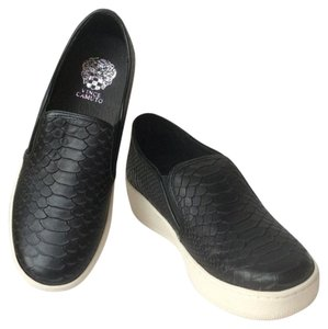 Vince Camuto New With Tags Designer Sneaker Black Flats