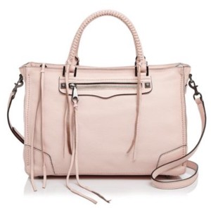 Rebecca Minkoff Satchel in Pale Blush