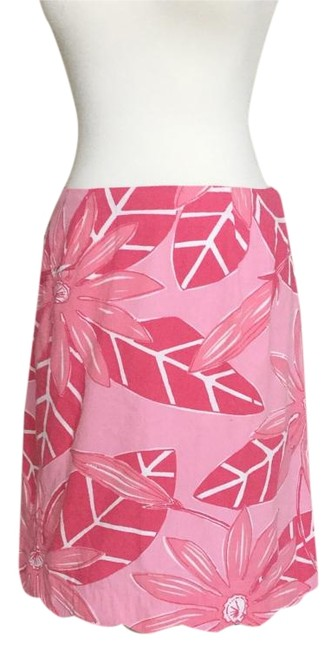 Preload https://item4.tradesy.com/images/lilly-pulitzer-knee-length-skirt-size-8-m-29-30-19353128-0-1.jpg?width=400&height=650