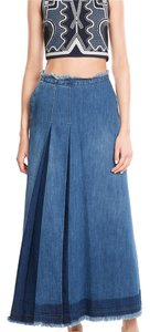 See by Chloé Maxi Skirt DENIM