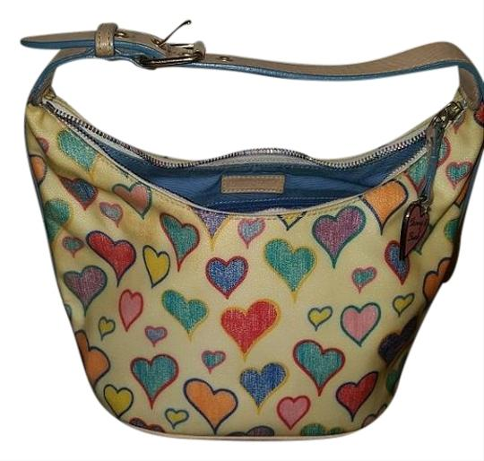 Preload https://img-static.tradesy.com/item/19353521/dooney-and-bourke-multicolor-leather-hobo-bag-0-1-540-540.jpg