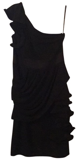 Preload https://item4.tradesy.com/images/phoebe-couture-black-knee-length-cocktail-dress-size-4-s-19353623-0-1.jpg?width=400&height=650