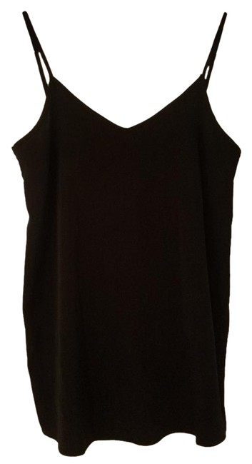 Preload https://item3.tradesy.com/images/asos-black-poly-blend-tank-topcami-size-4-s-19353642-0-1.jpg?width=400&height=650
