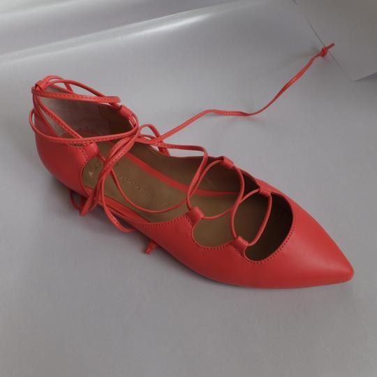 Banana Republic Coral Flats