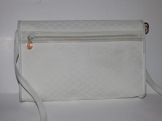 Gucci Two-way Style Clutch/Cb/Shoulder Dressy Or Casual Excellent Vintage Cross Body Bag