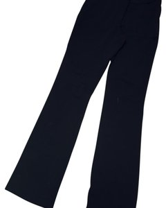 H&M Never Worn Hidden Zipper Work Professional Work Straight Pants Black