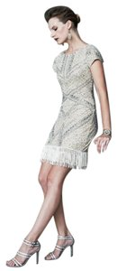Aidan Mattox Party Prom Beaded Dress