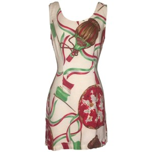 Moschino short dress Pizza Print on Tradesy