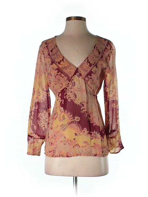 Preload https://item5.tradesy.com/images/plenty-by-tracy-reese-floral-v-neck-blouse-size-0-xs-19354084-0-0.jpg?width=400&height=650