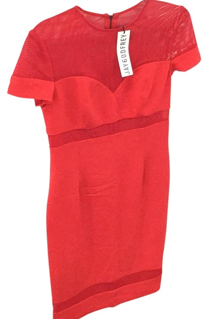 Preload https://item5.tradesy.com/images/jay-godfrey-red-night-out-dress-size-8-m-19354304-0-2.jpg?width=400&height=650